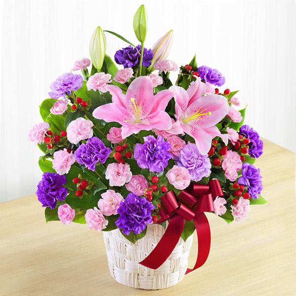 【母の日】豪華なアレンジメント 521309 |花キューピットの母の日プレゼント特集2020
