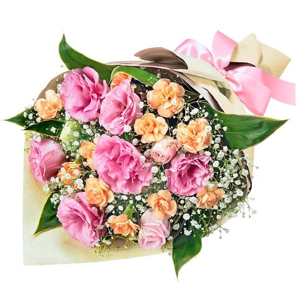 【予算で選ぶ  3000円から】秋のふんわり花束