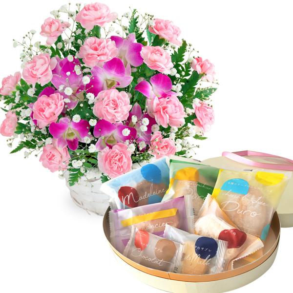 【母の日】スイートと【果子乃季】スイートツリー(7種7個入) a73521252 |花キューピットの2019母の日プレゼント特集