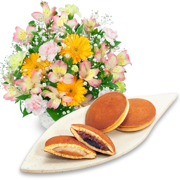 花キューピットの母の日誕生日セットギフト