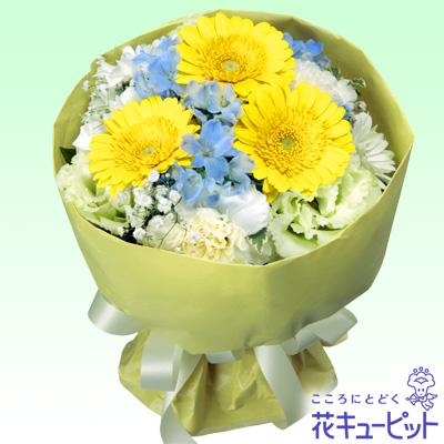 【ペット用フラワーギフト・お供え(法人)】お供え花束