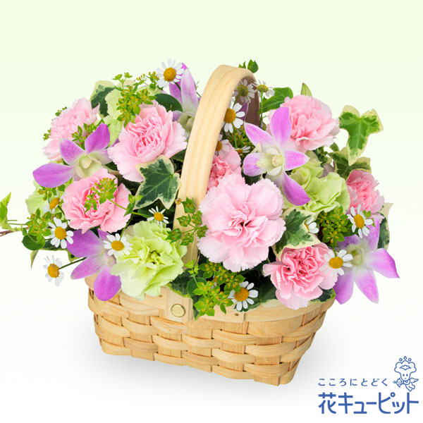 【ペット用フラワーギフト・お供え】お供えのアレンジメント大切なペットに贈るお別れのお花