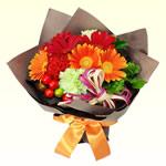 花束を贈る|秋の花贈り特集 2019