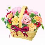ご両親に贈る|秋の花贈り特集2019