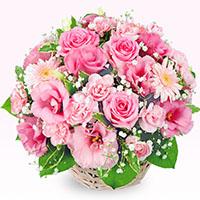 ピンク系の花|敬老の日プレゼント特集2019