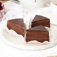 濃厚な味わいのカットケーキ|クリスマスプレゼント特集2020
