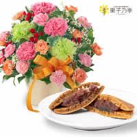 お花とスイーツ&グルメのセット|母の日プレゼント特集2021