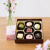 春を感じる彩り豊かなショコラ|ホワイトデープレゼント特集2021