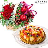 クリスマス お花とセットギフト特集 クリスマスの花 ギフト・プレゼント特集2021
