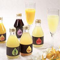 旬の果物のストレートジュース|ホワイトデープレゼント特集2021