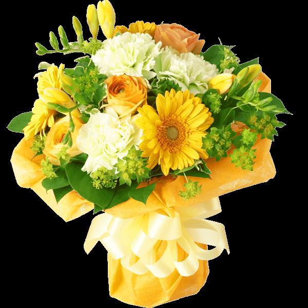 小さめのブーケ|花キューピットのフラワーバレンタインにおすすめ!人気のプレゼント特集 2021
