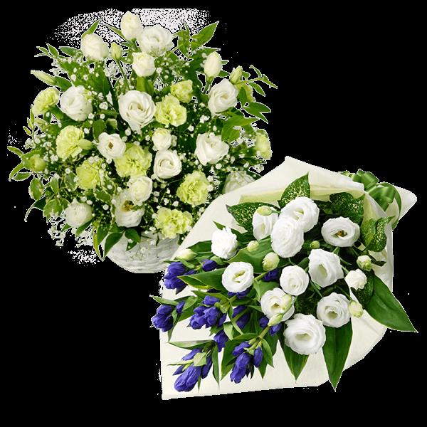 地域の慣習に対応 お花屋さんオリジナル|花キューピットのお盆(新盆・初盆)おすすめギフト 2019