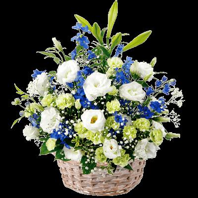 花キューピットのお供えフラワー特急便