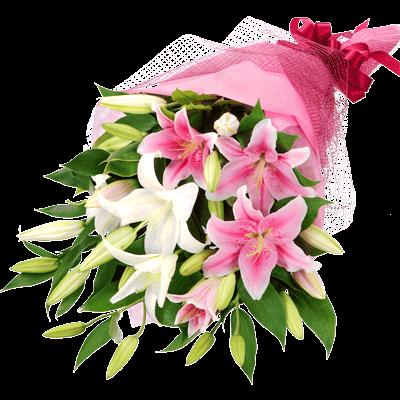 花キューピットの退職祝い