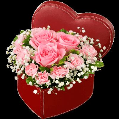 花キューピットの結婚祝い
