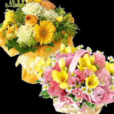 花キューピットタウン 合格・卒業・入学お祝い特集