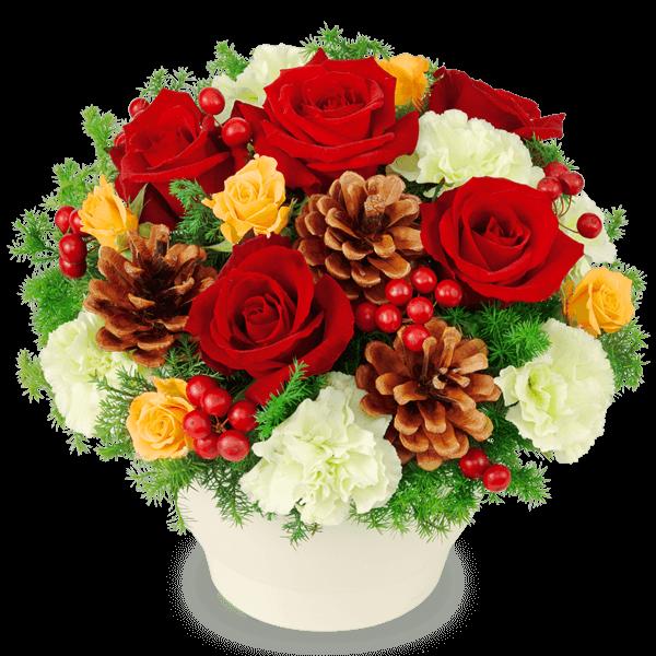 クリスマスギフト クリスマスギフト 楽しい一日を演出|花キューピットの冬の花贈り特集 2019