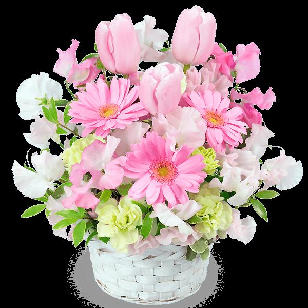 チューリップのギフト 女性に人気な春の花|フラワーバレンタイン 2018
