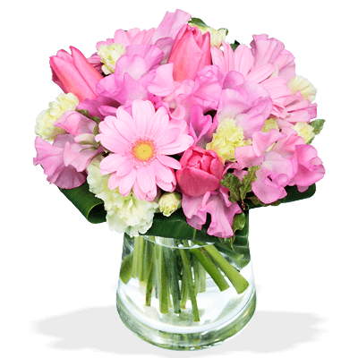 小さめのブーケ|花キューピットのホワイトデーにおすすめ!人気のプレゼント特集 2021