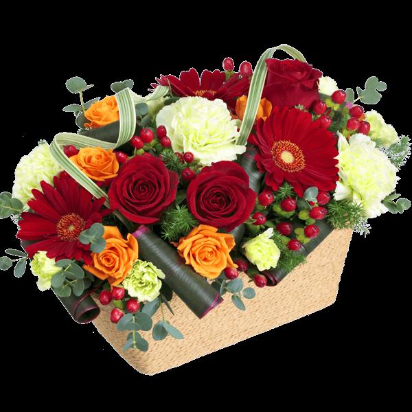 12月の誕生花カレンダー