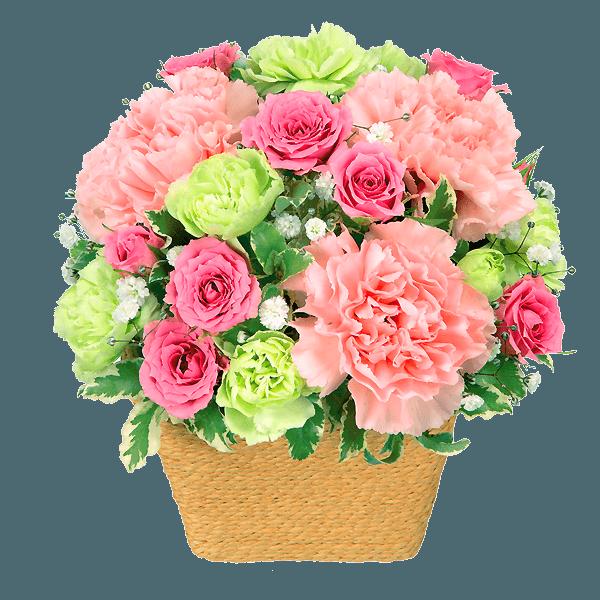 女性に人気のお花ピンクバラのギフト|花キューピットの結婚記念日におすすめ!人気のプレゼント特集 2019