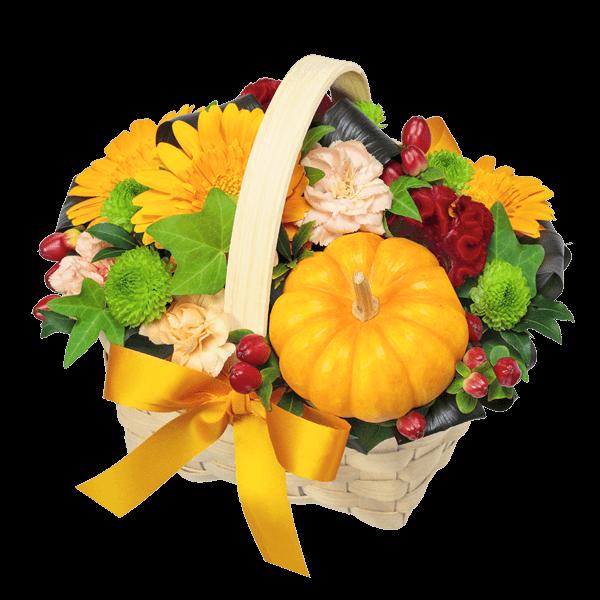 お月見やハロウィンの花 秋のイベントの花 |花キューピットの秋の花贈り特集におすすめ!人気のプレゼント特集 2020