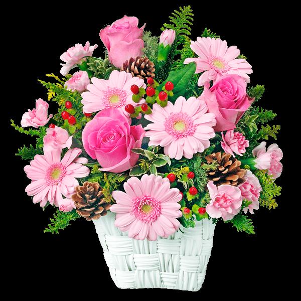 冬の結婚記念日|花キューピットの冬の花贈り2020