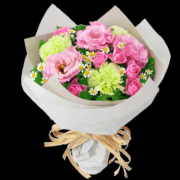 小さめのブーケ|花キューピットの結婚記念日 ジューンブライドにおすすめ!人気のプレゼント特集 2020