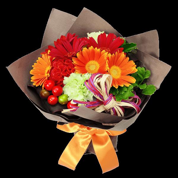 花キューピットの秋の誕生日特集