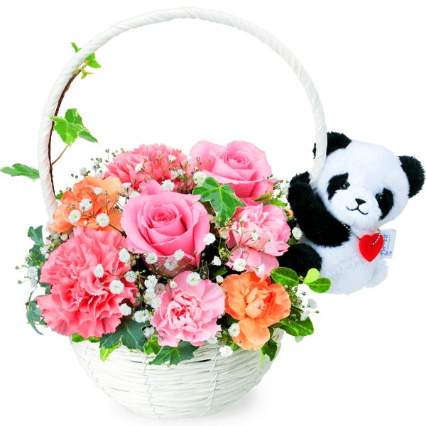 マスコット付きギフト|花キューピットの結婚記念日 ジューンブライドにおすすめ!人気のプレゼント特集 2020