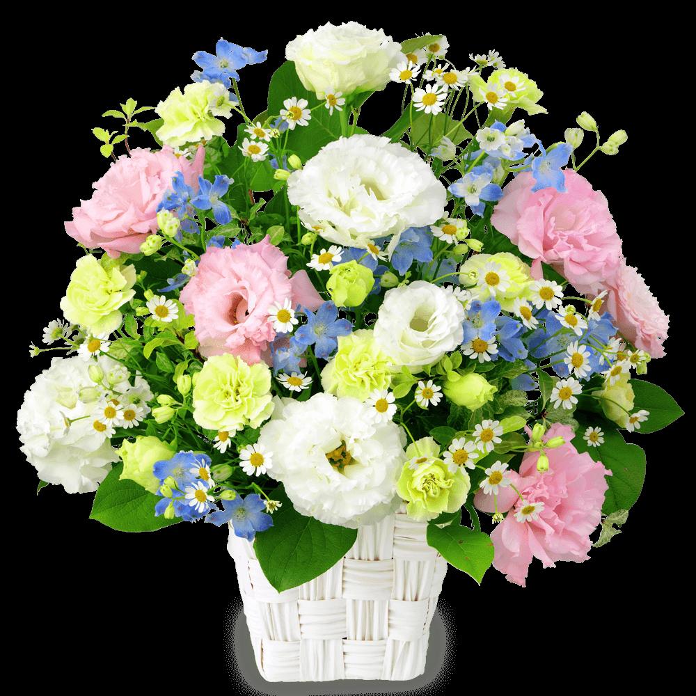 四十九日法要(忌日法要)以降に贈る お供えの花