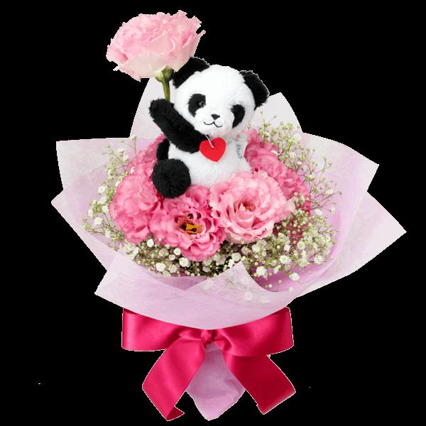 マスコット付きギフト マスコット付きギフト 形に残るものを贈る|花キューピットのホワイトデー特集 2020