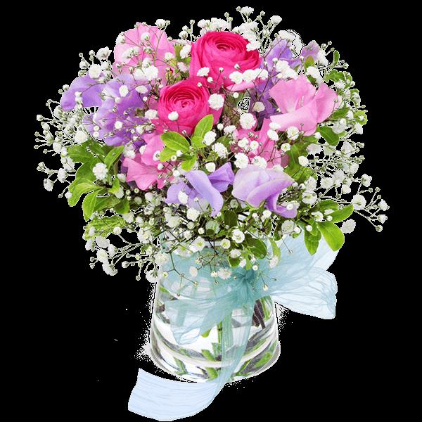 スイートピーのギフト 花キューピットの春の誕生日プレゼントにおすすめ!人気のプレゼント特集 2021