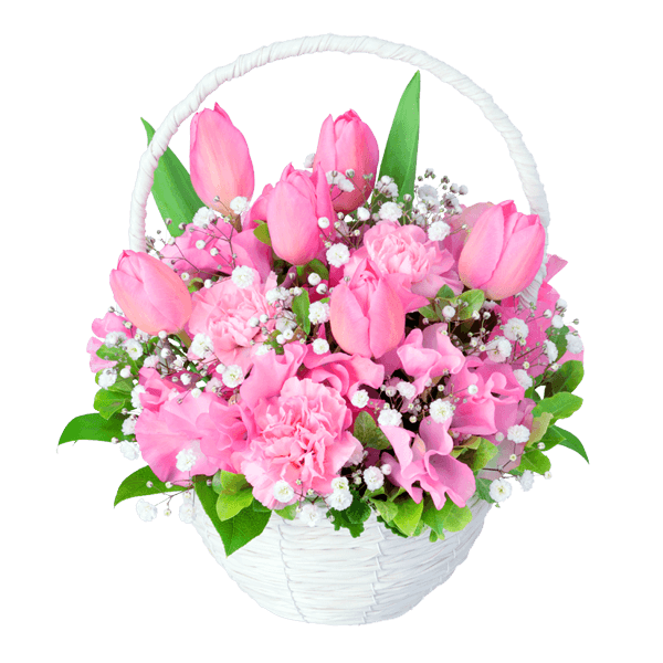 チューリップ チューリップ 明るく可愛らしい|花キューピットのチューリップ特集 2020