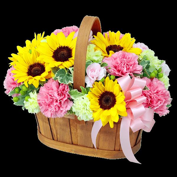 結婚記念日に贈る|花キューピットのひまわり特集におすすめ!人気のプレゼント特集 2020