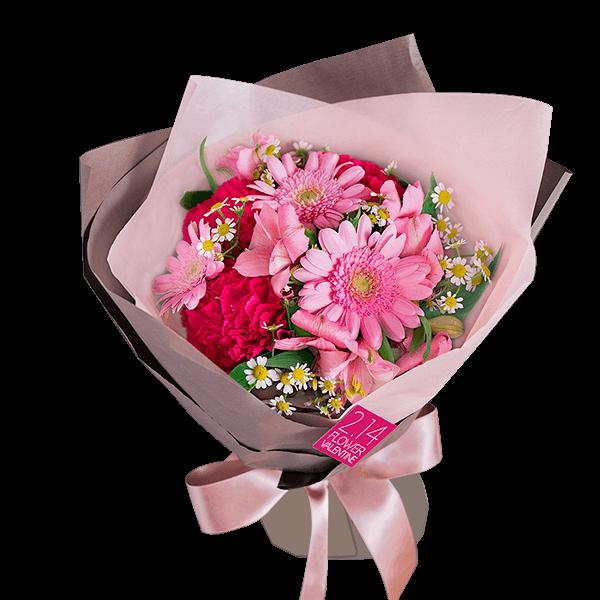 バレンタインデー<br>限定プレゼント|花キューピットのフラワーバレンタインにおすすめ!人気のプレゼント特集 2021