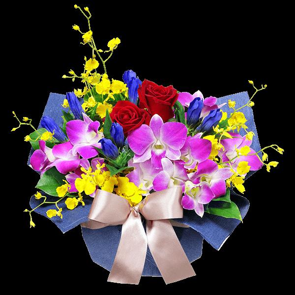 9月の誕生花 デンファレを贈る|花キューピットの秋の誕生日プレゼント・ギフトにおすすめ!人気のプレゼント特集 2021