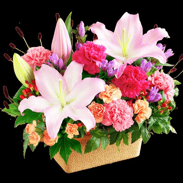 花キューピットの敬老の日プレゼント特集