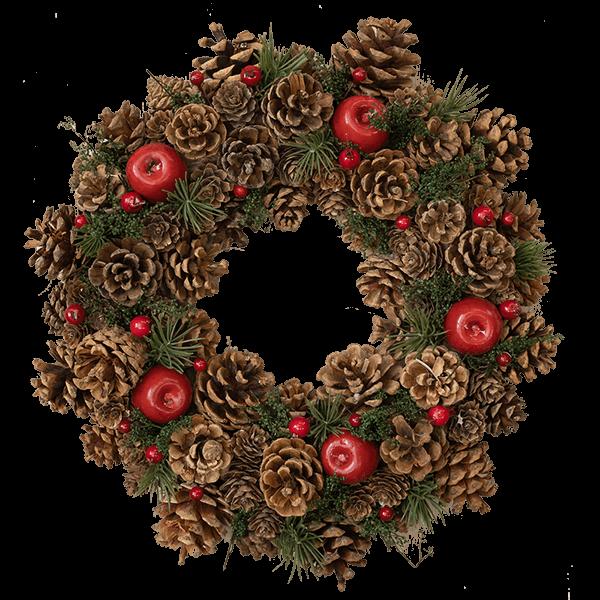 花キューピットのクリスマス リース特集
