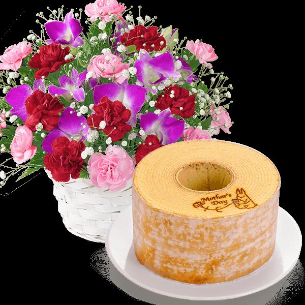 お花と一緒に贈るセットグルメ\u0026ギフトセット|花キューピットの母の