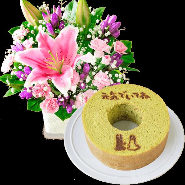お菓子やお酒のセット お花に想いを込めてスイーツ&グルメセット|花キューピットの敬老の日におすすめ!人気のプレゼント特集 2019