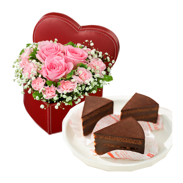 お花と一緒に贈るセット スイーツ&ギフトセット|ホワイトデープレゼント特集2019