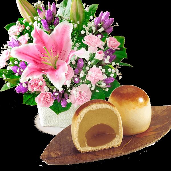 お花とセット お花とセット スイーツや雑貨と贈る|花キューピットの敬老の日特集 2020