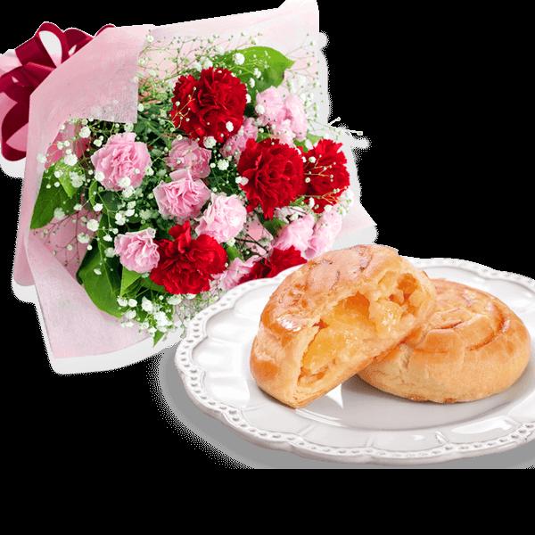 お花とセットおすすめランキング|花キューピットの母の日 お花とセット特集2020