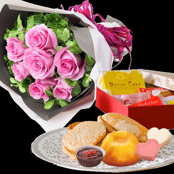 お花とセット|花キューピットのにおすすめ!人気のプレゼント特集 2020