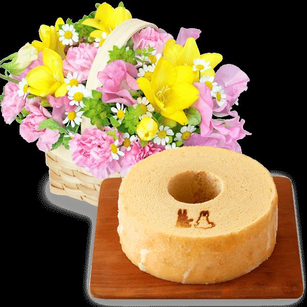 お花とセット お花とセット スイーツ・お酒と贈る|花キューピットのチューリップ特集 2020