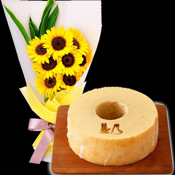 お花とセット 夏の花贈り特集2021