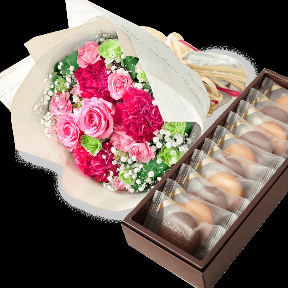 迷ったらこちらセットギフトおすすめランキング|花キューピットの母の日におすすめ!人気のプレゼント特集 2019
