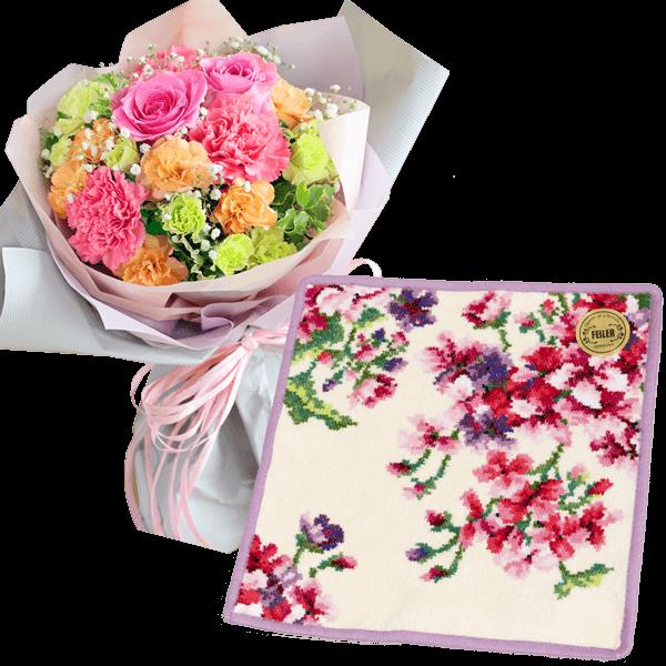 お花と雑貨のセット|花キューピットの母の日 お花とセット特集2020