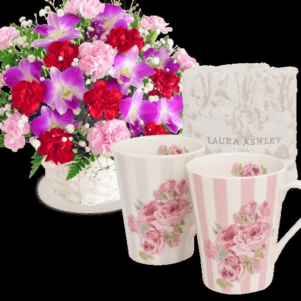 全セットギフト一覧|花キューピットの母の日 お花とセット特集2020